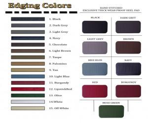 Edging Colors