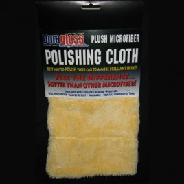 #9006 Two 11×17 Plush Microfiber Polishing Cloths