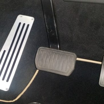 Footrest Dead Pedal for Model X (Coming Soon)