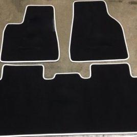 Lloyd Plush Ultimat Floormats for Model X, 5 Seat
