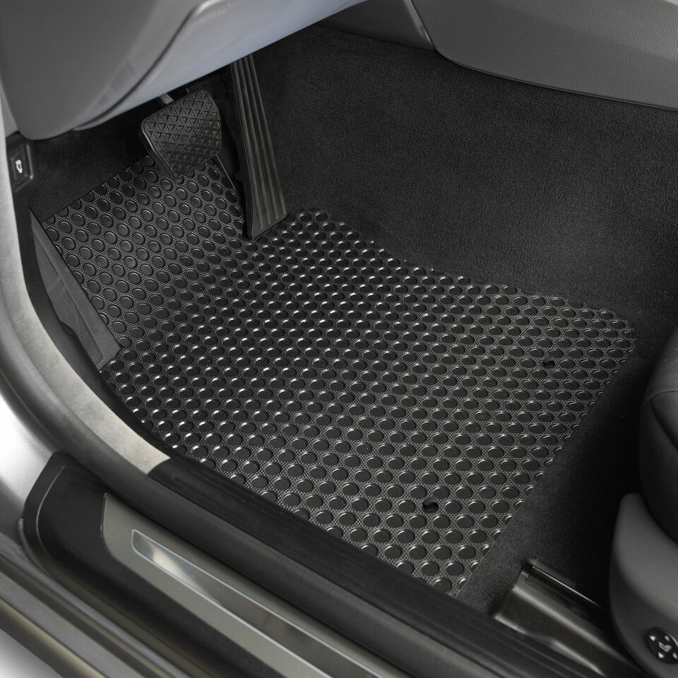 lloyd rubbertite all weather floor mats for tesla model 3. Black Bedroom Furniture Sets. Home Design Ideas