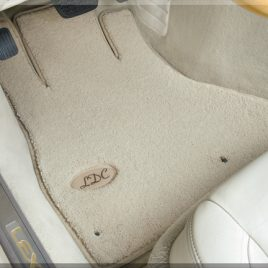Luxe Ultra Plush Floormats for Model X, 5 Seat